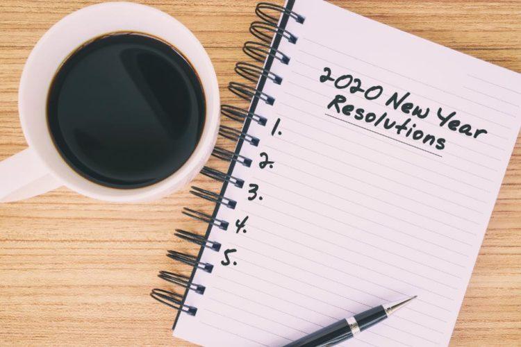 5 Top Tips for a Healthier 2020